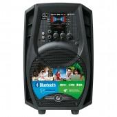 Caixa Amplificada CL150 BT Com Bateria 12v 60w Bluetooth