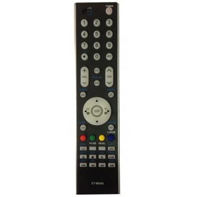 Controle Remoto Tv Lcd Led Semp Toshiba Ct-90333 Lc4247fda