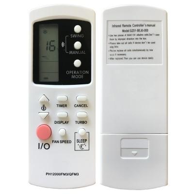 Controle Remoto Ar Condicionado Philco Gz01-bej0-000 Ph12000