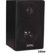 Caixa de som ambiente DSK100 watts preta