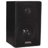Caixa de som ambiente DSK65 watts preta