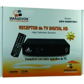 RECEPTOR DE TV DIGITAL HD
